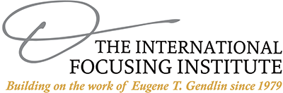 The International Focusing Institute - Building on the work of Eugene T. Gendlin since 1979